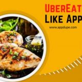 Contact Us to buy the latest UberEats Clone version