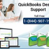 Facing problem with QuickBooks Desktop support Call 1-844-907-1907