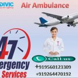 Call for Nearest Medivic Aviation Air Ambulance in Mumbai with MD Doctor