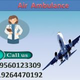 Call for Best Medivic Aviation Air Ambulance in Bagdogra