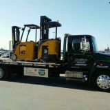 Rely on Jets Towing for Machinery Transport with a Tow Truck!!
