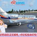 Hire Top-Quality Air Ambulance Service in Dimapur by Medivic Aviation