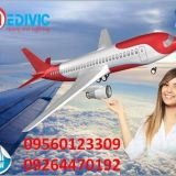 Get Superior Air Ambulance Service in Siliguri by Medivic Aviation