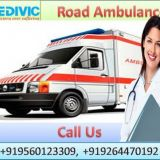 Receive Best and Top Class Road Ambulance Service in Bokaro by Medivic Ambulance