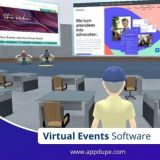 With Virtual Events Software, don't let anything stop you from hosting events