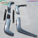 Front and Rear Volvo P1800 Jensen Cow Horn