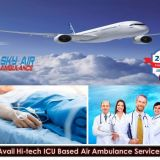 Use Sky Air Ambulance in Imphal with Reliable Transportation.