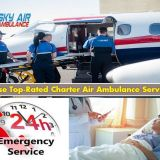 Take Advanced Life Support by Sky Air Ambulance in Kozhikode