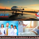Book India's Fastest Air Ambulance Service in Nanded at Minimum Cost