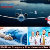Get Excellent and Cosy Patient Shifting from Shillong by Sky Air Ambulance