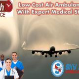 Pick the benefit of ICU Setup Air Ambulance in Gwalior with Expert Doctor