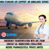 Extraordinary Medical Care by Medivic Ambulance Service in Gaya