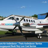 Medical Air Ambulance Services in Nagpur with ICU Facility-Medivic Aviation