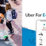 Go for an eco-friendly business with the robust Uber for e-scooter app solution