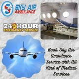 Get Reliable and Trustful Air Ambulance from Bagdogra to Delhi for Safe Patient Transportation