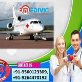 Now Get Intense Emergency Air Ambulance Services in Dimapur