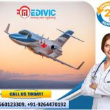 Take Top-Quality Charter Air Ambulance Services in Goa by Medivic