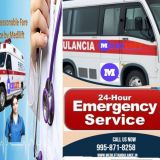 Use of Immense Ambulance Service in Darbhanga by Medilift