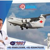Take Medivic Air Ambulance Service in Bangalore with Caring Medical Crew