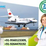 Utilize Life-Sustaining Air Ambulance Service in Delhi with MD Doctor