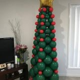 Christmas Decorations With Balloons