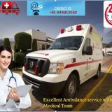 Get Medically Equipped Ambulance Service in Kantatoli with Proper Care Team