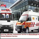 Take Inexpensive Ambulance Service in Kokar for Safe and Fast Transferring