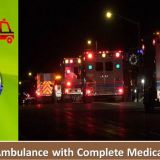 Hire Jansewa Panchmukhi Ambulance in Dhanbad with Fine Medical Support