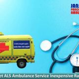 Utilize Ground Ambulance Service in Jamshedpur with Matchless ICU Facility