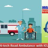 Get ALS Ambulance Service in Hazaribagh with Ultimate Medical Support