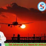Obtain Air Ambulance Services in Kolkata with Qualified Medical Staff