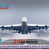 Hire Air Ambulance Service from Jammu with Finest Medical Support