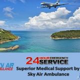 Get on Rent Air Ambulance from Kolkata with Authorized Medical Staff