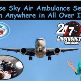 Easy Air Ambulance Service in Cooch Behar with Fastest Medical Tools