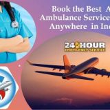 Hire Top Air Ambulance Service in Coimbatore with Experienced MD Doctor