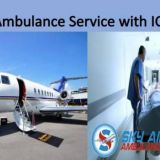 Safe and Secure Air Ambulance Service in Delhi with Hi-Tech Medical System