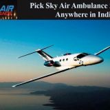 Take Air Ambulance Service in Gorakhpur with Well-Designed Medical Utensils