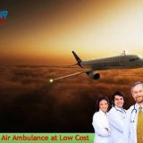 Sky Air Ambulance in Kolkata Available with Medical Support