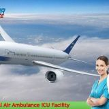 Get Hi-tech Medical Facility on Air Ambulance Service in Guwahati at Low Cost