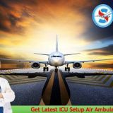 Take India's Fastest Air Ambulance Services in Mumbai at Low Fare