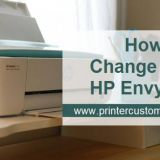 {HP PRINTER} HOW TO CHANGE LINK IN HP ENVY 4520