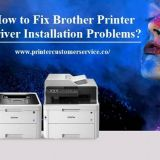 #Discuss Brother Printer Driver Installation Problems/Solution 0nline