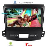 Peugeot 4007 Android car player