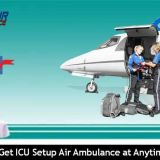 Take The World's Fastest Commercial Air Ambulance from Patna to Delhi at Low Cost