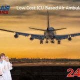 Hire Fully Authentic Charter Air Ambulance Service in Kolkata with ALS Support