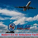 Select India's Top-Notch Medical Services only on Sky Air Ambulance in Mumbai