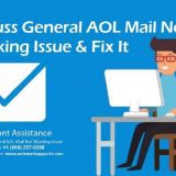 General AOL Mail Not Working Issue