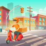 Doordash Clone - Develop Your On-demand Food Delivery  Business