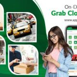 Scale up your taxi business with our Grab clone