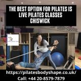 The Best Option For Pilates Is Live Pilates Classes Chiswick